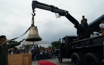 Balangiga folks on bells' arrival: 'It's like unboxing a gift'