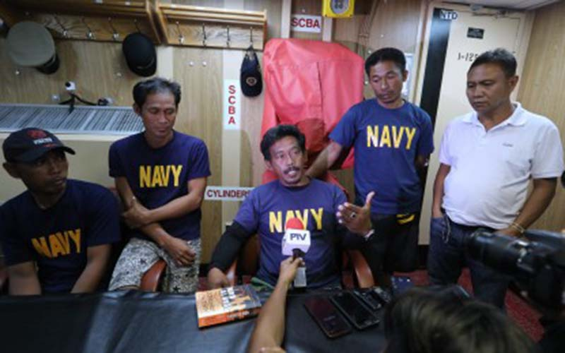 Embassy confirms China vessel involved in boat sinking
