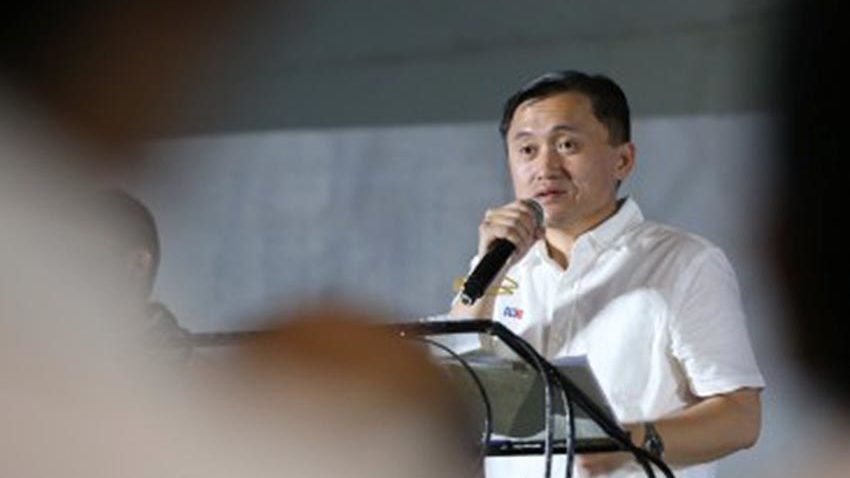 Go to solons: Back death penalty for plunder if you don't steal