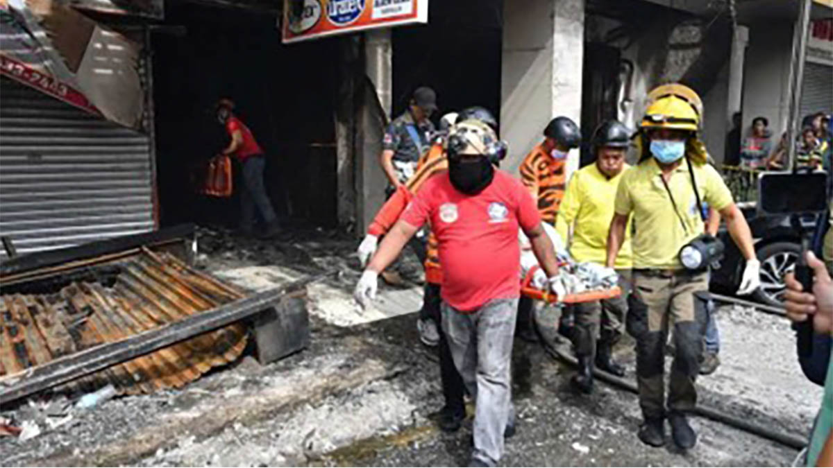 Bacolod mayor forms task force to probe deadly pension house fire