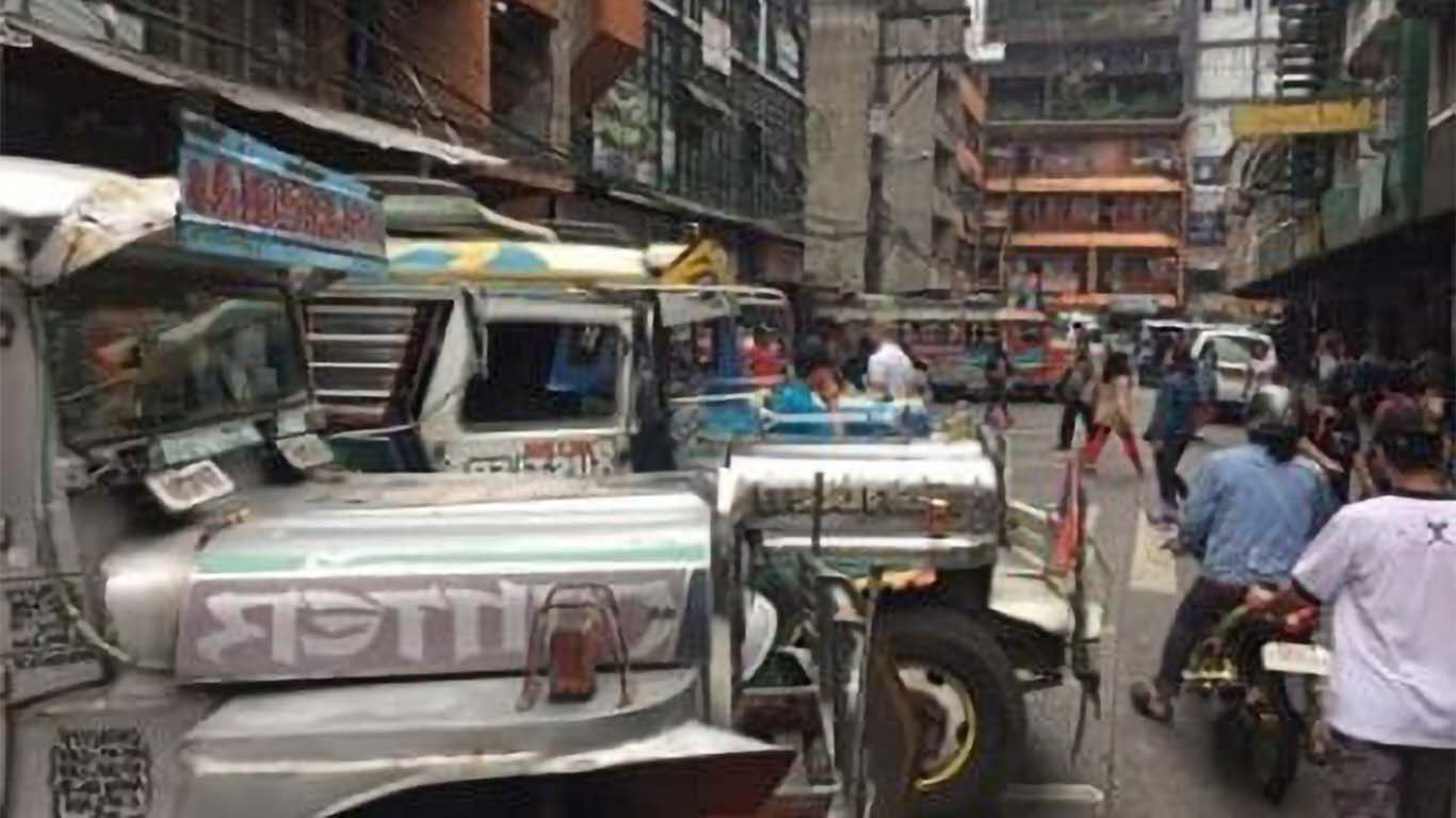 Baguio City's P600 weekly aid to PUJ drivers starts May 4