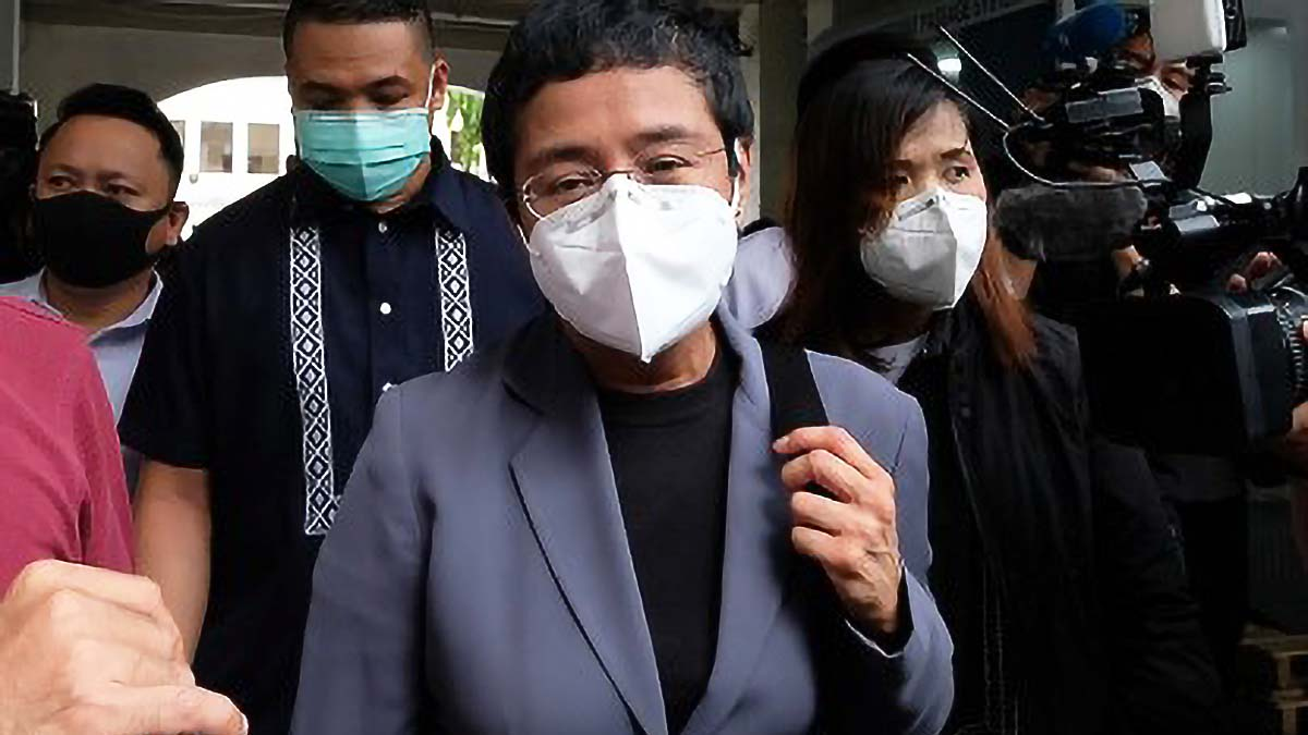 Wilfredo Keng says Ressa refused to get his 'side of story'