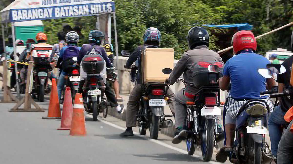Only authorized, essential travel in GCQ, MGCQ areas: PNP