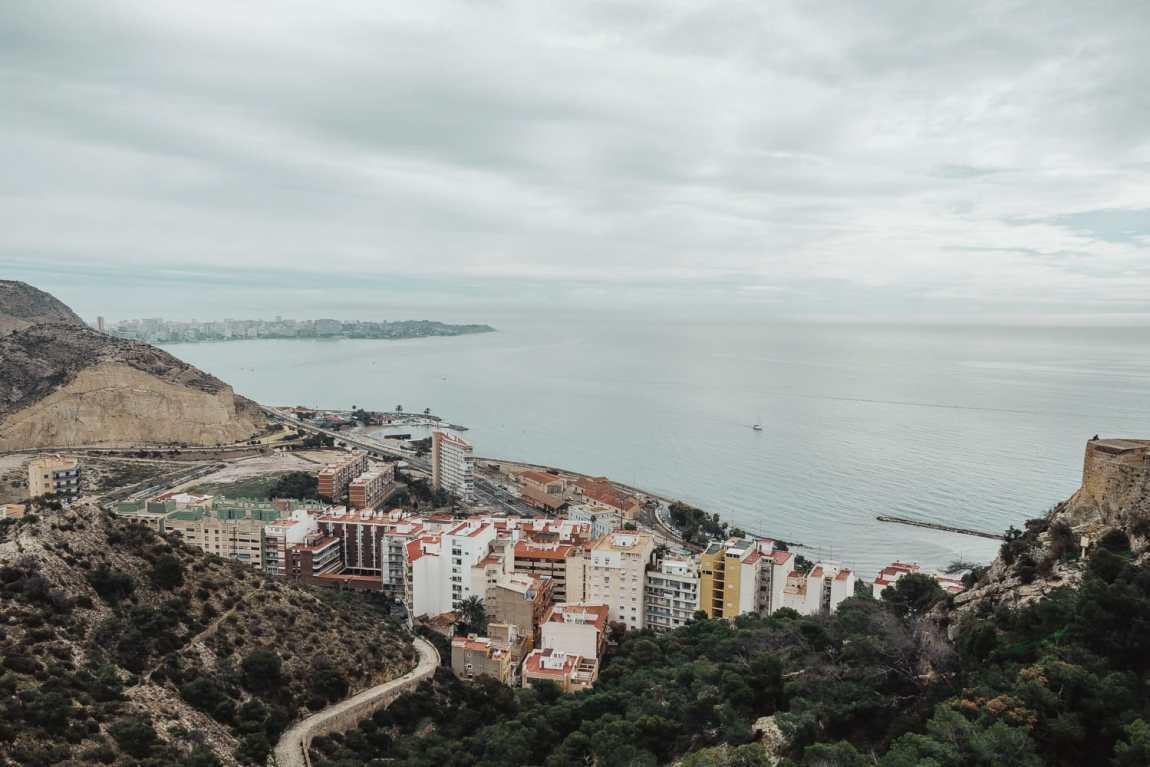 Coast of Alicante