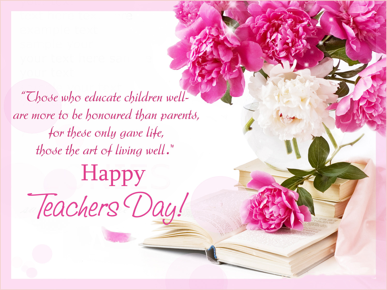 Happy Teachers Day Wallpapers Images Pictures Greetings