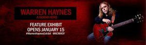 Warren Haynes Exhibit