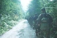 Roddy Scott last pictures chechen rebels militants Caucasus mountains 1