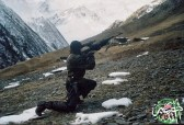 Roddy Scott last pictures chechen rebels militants Caucasus mountains 9