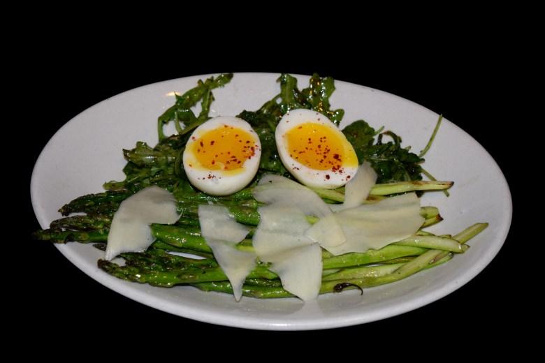 asparagus dish