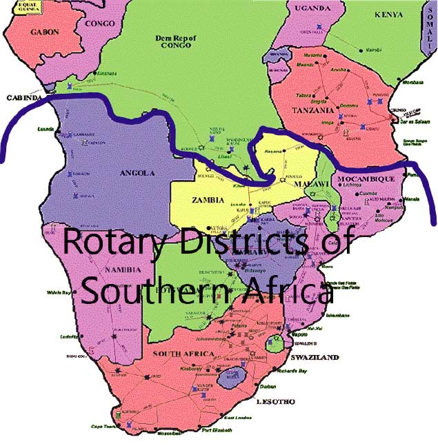 Rotary-Districts-Map