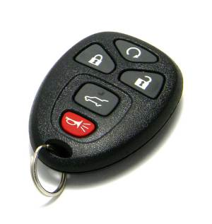 20072009 Cadillac Escalade Key Fob Remote 5Button Remote