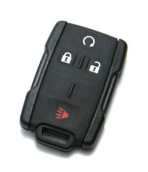 20142018 Chevrolet Silverado Key Fob Remote Start (M3N