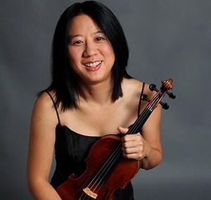 SUNGHAE ANNA LIM, violin