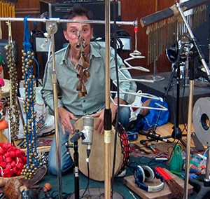 RUCA REBORDAO, percussion