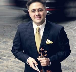 AARON BOYD, violin