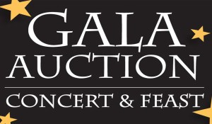 GALA AUCTION CONCERT & FEAST @ The Inn at Sunset Hill