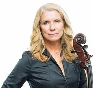 MELISSA MEELL, cello