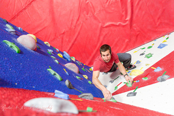 Learn the Basics of Climbing at North Country Climbing Center