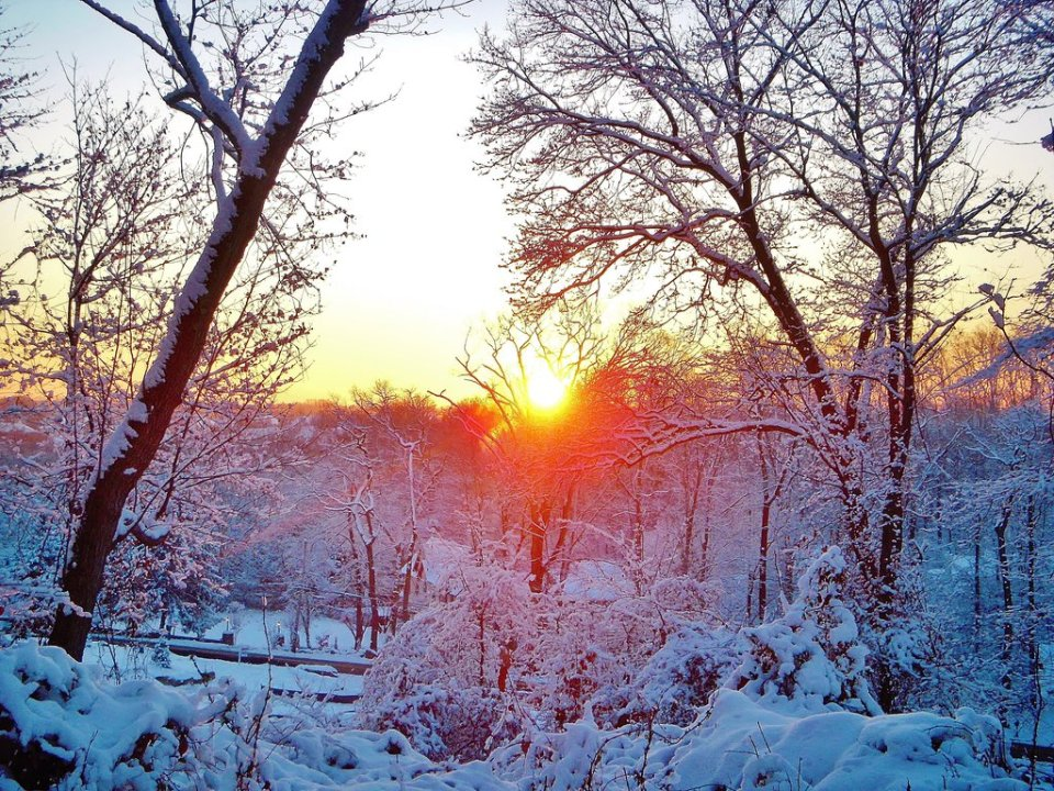 winter-sunrise