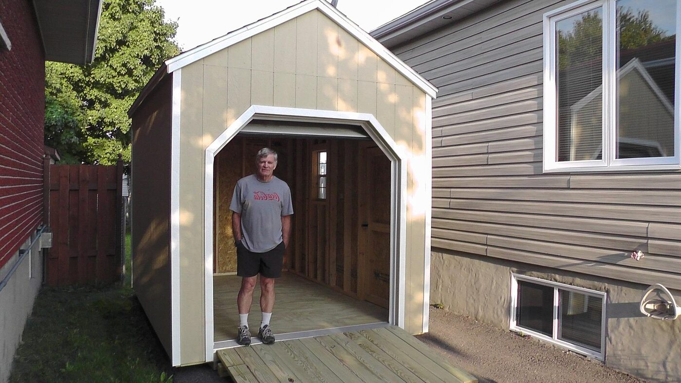 Mini Garage Sheds 187 North Country Sheds