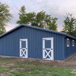 Modular Horse Barns North Country Sheds