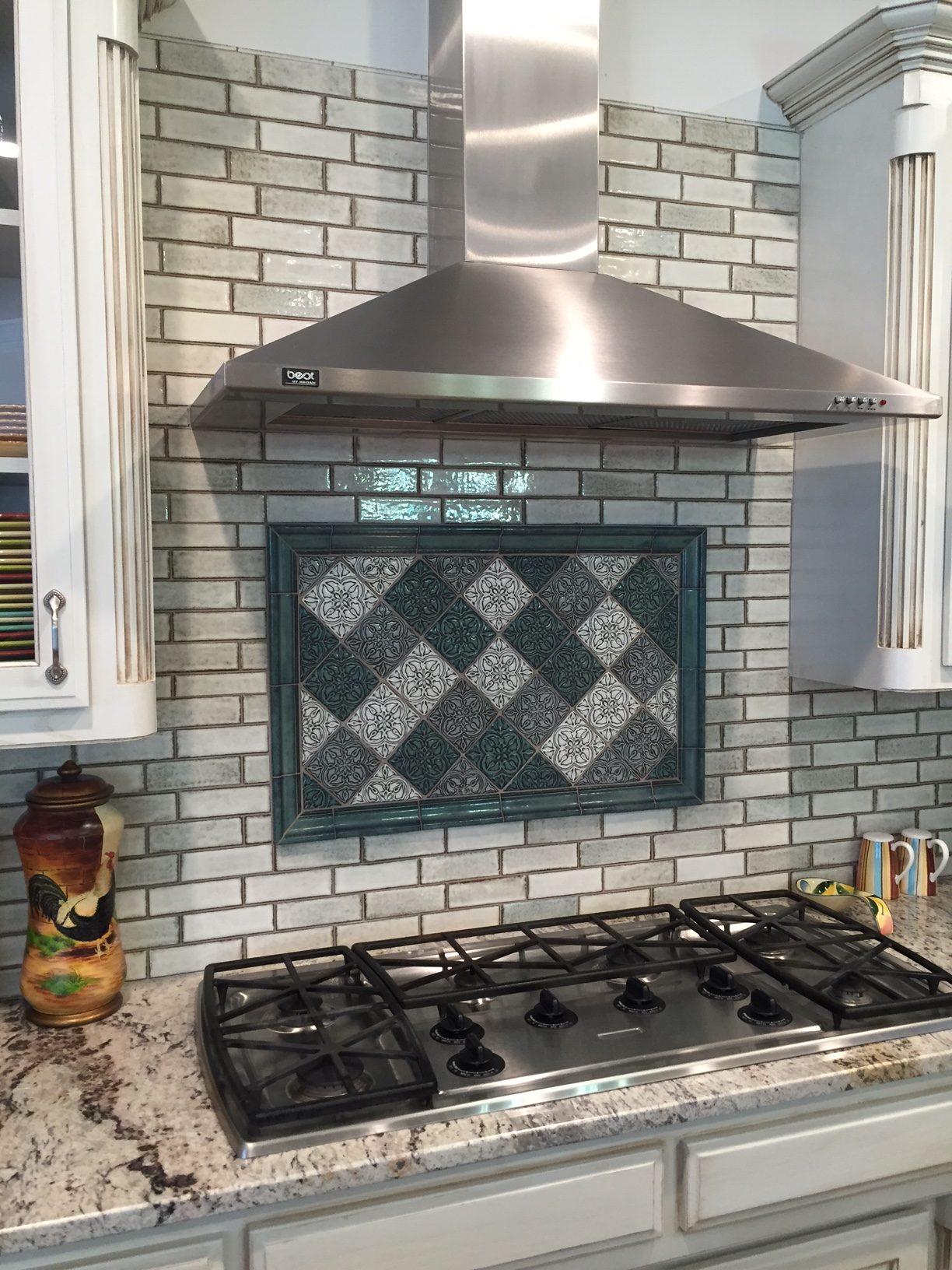 kitchens north country tile