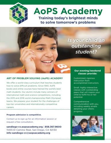 AoPS (Art of Problem Solving) Academy