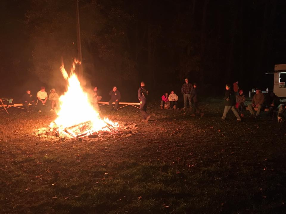 Annual Bonfire @ Coventry Woods