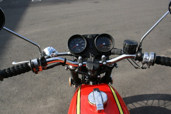 1973 Kawasaki S2 350 L Dash