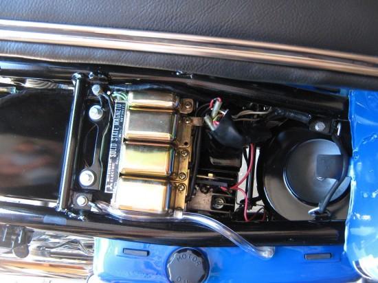 1972 Kawasaki H2 750 Electrics