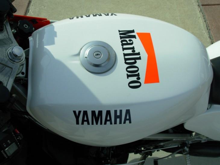 1985 Yamaha Marlboro RZ500 Tank