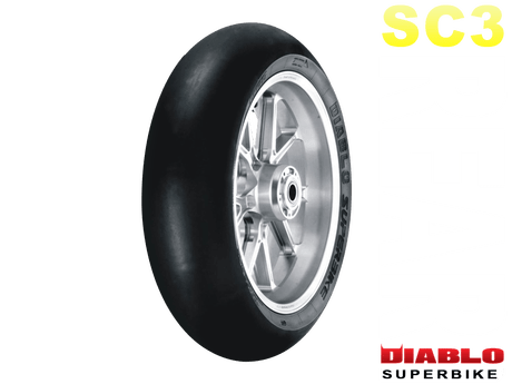 Pirelli Diablo Supercorsa SP V3 Tire