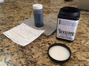 Oil bottle kit