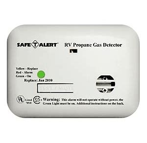 Propane gas detector