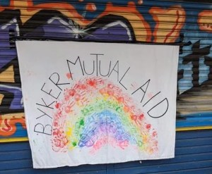 Byker Mutual Aid banner