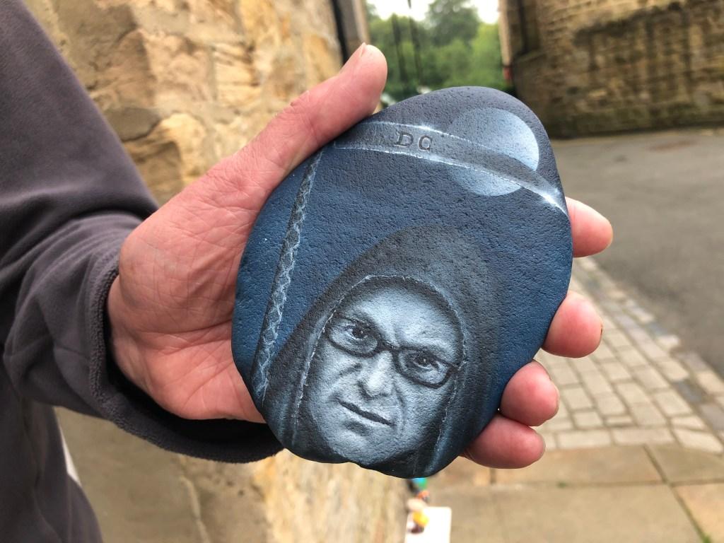 Stone cold Dominic