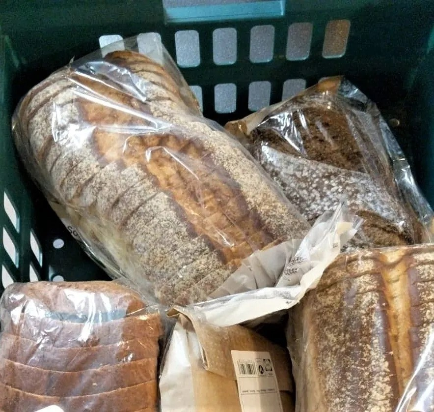 Byker Mutual Aid Bread