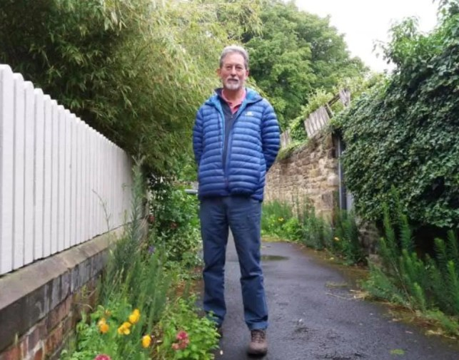 John Ord, new Labour councillor for Hexham Town Council