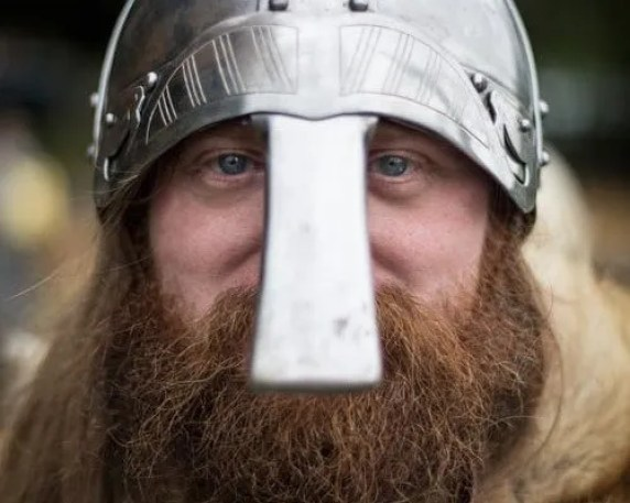 Vikings are part of our history of colonialism