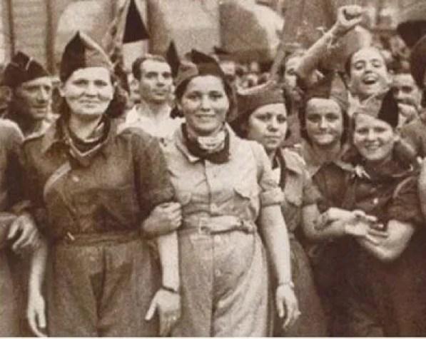 Spain 1936. Freedom