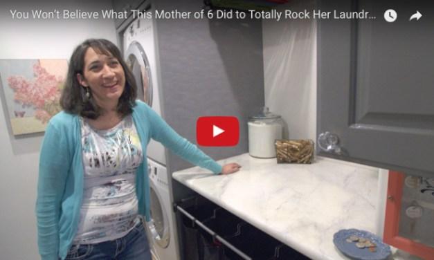 Most Efficient Laundry Room — Laundry Room Ideas   HouseBeautiful.com