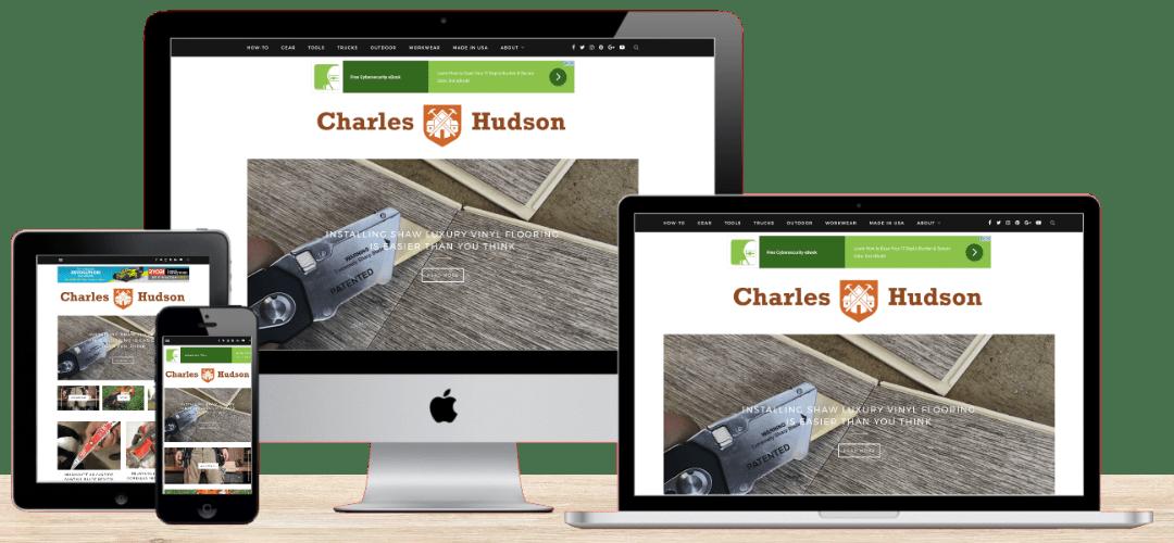 Charles & Hudson | DIY, Design, Home Tech Blog