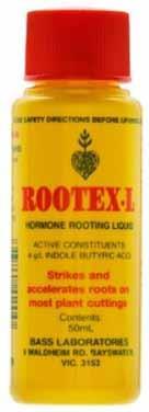 Rootex – Powder, Liquid and Gel