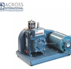 Welch 1400 DuoSeal 0.9 cfm 0.1 Micron Belt Drive Dual-Stage Pump