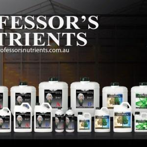 Professor's Nutrients