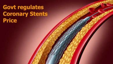 Photo of Govt regulates Coronary Stents Price- Khandu Welcomes