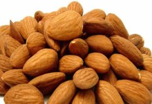 Eat Almond and stay away from fats