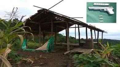 Photo of Karbianglong: Army Destroys KLF Hideout