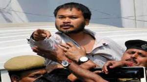 Assam- KMSS leader Akhil Gogoi arrested on sedition charges