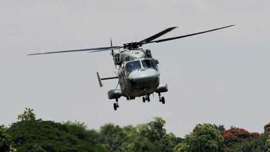 IAF helicopter crashes in Tawang Valley of Arunachal, 6 dead